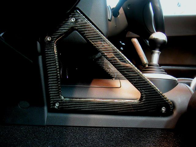 Osir Design Usa C Frame Ttmk1 Gloss Carbon Audi Tt Mk1